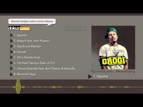 Grogi - Uyuma (Official Audio)