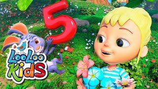 Number Song - THE BEST Songs for Children | LooLoo Kids