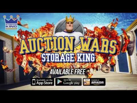 Auction Wars : Storage King Trailer - FREE on mobile.