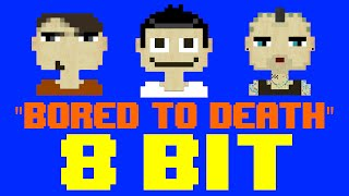 bored to death 8 bit remix cover version tribute to blink 182   8 bit universe