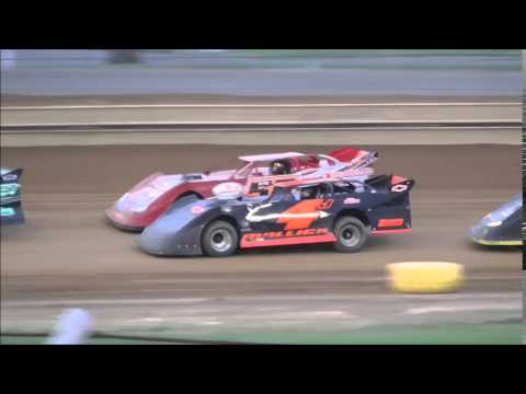 Sharon Speedway ULMS Feature May 30, 2015