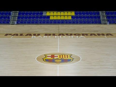 RODA de PREMSA - El nou model del FC Barcelona Lassa de bàsquet
