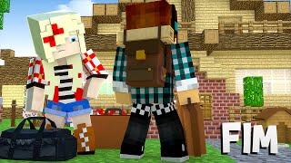Minecraft : FIM - The Sims Craft Ep.244 ( FINAL)