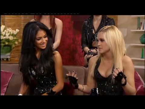 Pussycat Dolls - Interview (fixed) @ This Morning (23rd February 2009)