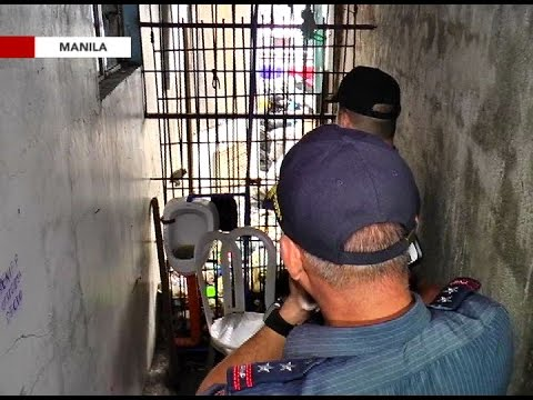CHR files complaints over secret detention cell in Manila