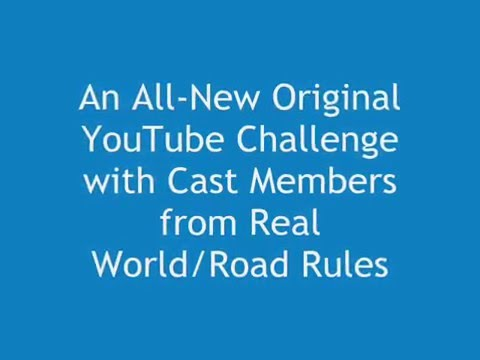 Introducing The Newest Real World Road Rules Challenge
