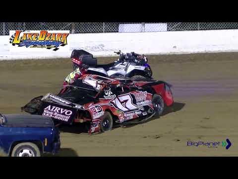 Lake Ozark Speedway Factory stock 6-1