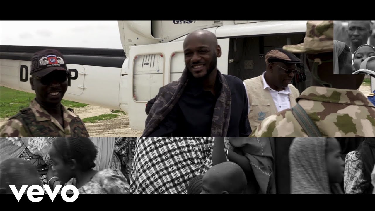 2Baba - Hold My Hand [Official Video]