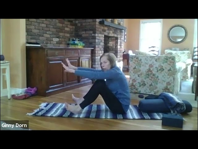 Yoga With Ginny - Episode 048