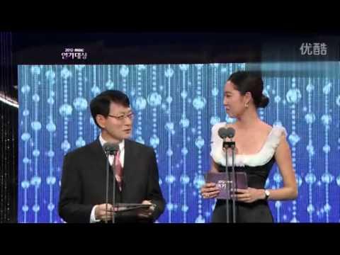 2012 MBC Drama awards - GHJ cuts