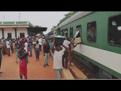 Mozambique's rail sector sees major boost as passengers outstrip available trains