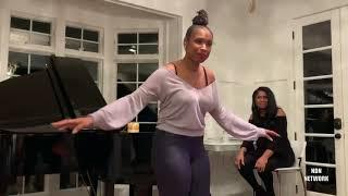 Jennifer Hudson Sings Aretha Franklins Aint No Way YouTube Videos