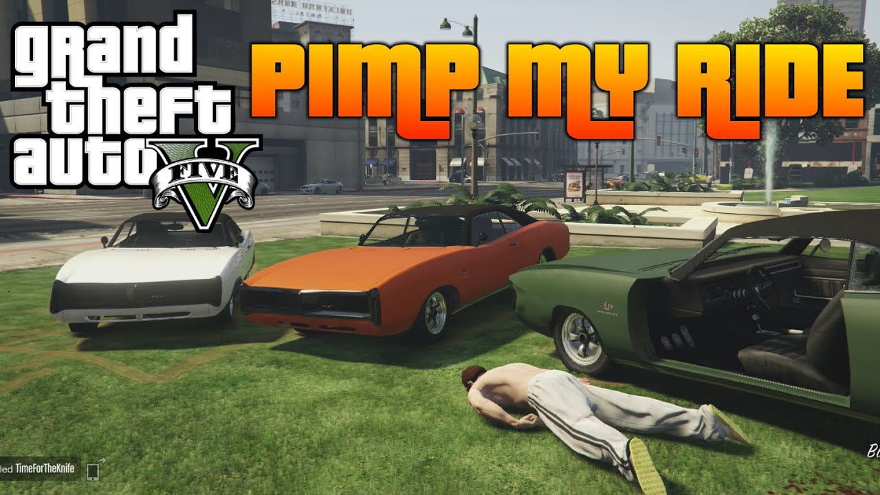 How To Get Your Car Pimp My Ride