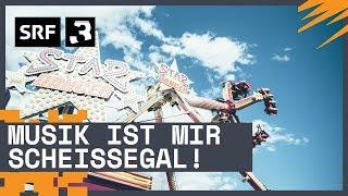 Openair Gampel: Die Musik ist mir scheissegal | Festivalsommer 2019 | Radio SRF 3