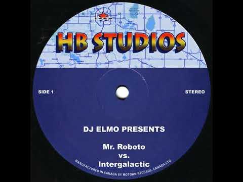 Mr.  Roboto - Intergalactic remix