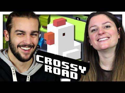 SUR LA ROUTE !  | CROSSY ROAD FR