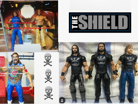 WWE ELITE 62, SHIELD EPIC MOMENTS + TONS OF WWE FIGURE NEWS!
