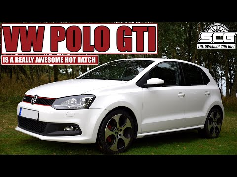 VOLKSWAGEN POLO GTI REVIEW: AWESOME POCKET ROCKET ;)