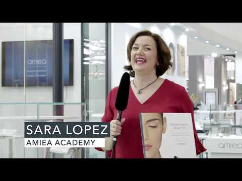 amiea PERMANENT MAKEUP BOOK – Sara Lopez – Micropigmentation