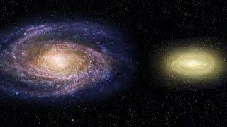 NASA finds dead spiral galaxy