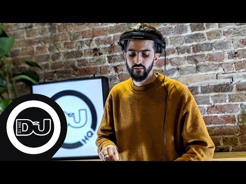 Antigone Techno Set Live From DJ Mag HQ