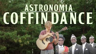 Coffin Dance - Astronomia - Meme Song - Eddie van der Meer - Fingerstyle cover