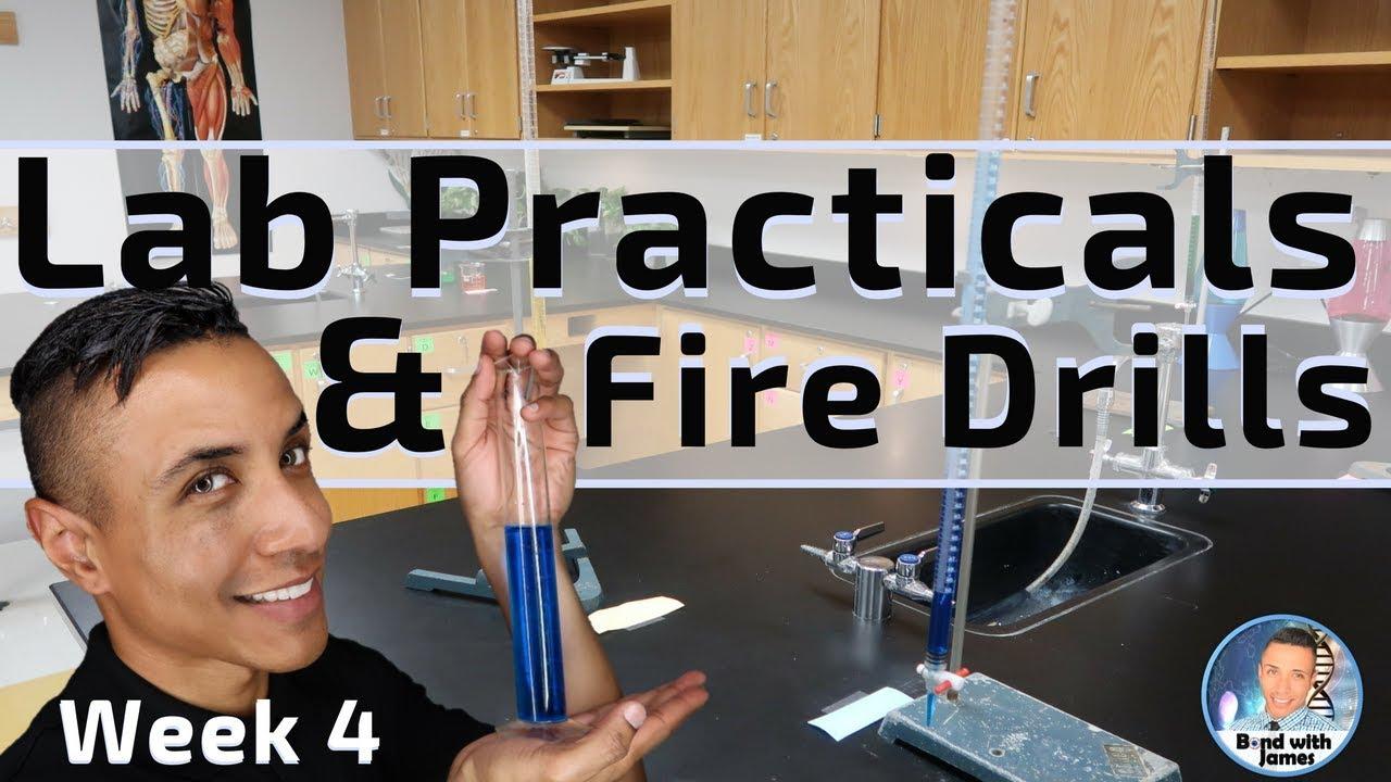 High School Science Teacher Vlog #16 | A Week in the Life of a Teacher (Week 4)