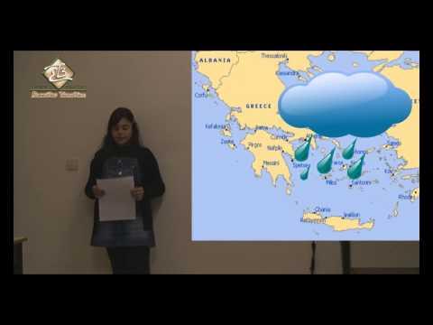 Weather forecast by Antigoni
