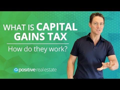 Capital Gains Tax Explained - How To Keep More Money In Your Pocket