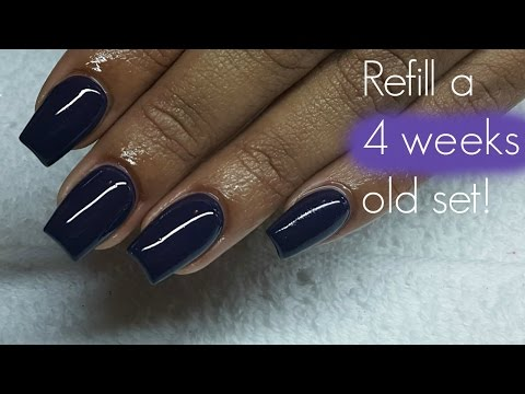 HOW TO: Refill a 4 week old set!