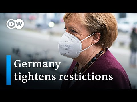 Germany announces stricter measures to curb coronavirus infections | DW news