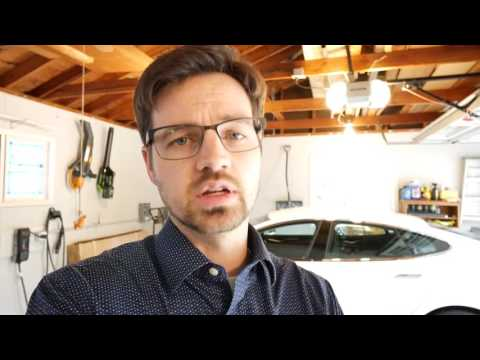 Charging a Tesla at home: my setup, energy usage, and cost for summer