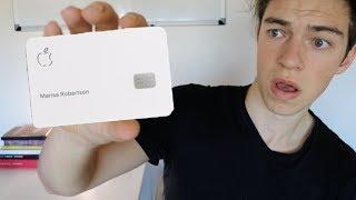 APPLE CARD 👨🏻💻 NON ILLUDETEVI