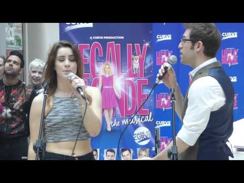Legally Blonde - Lucie Jones and Jon Robyns