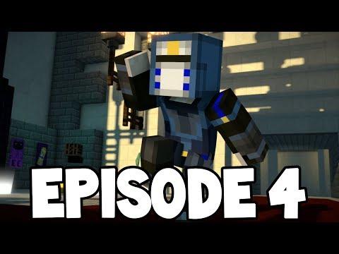 "Minecraft Story Mode: Season 2 - EPISODE 4 Predictions! - ""BELOW THE BEDROCK"""