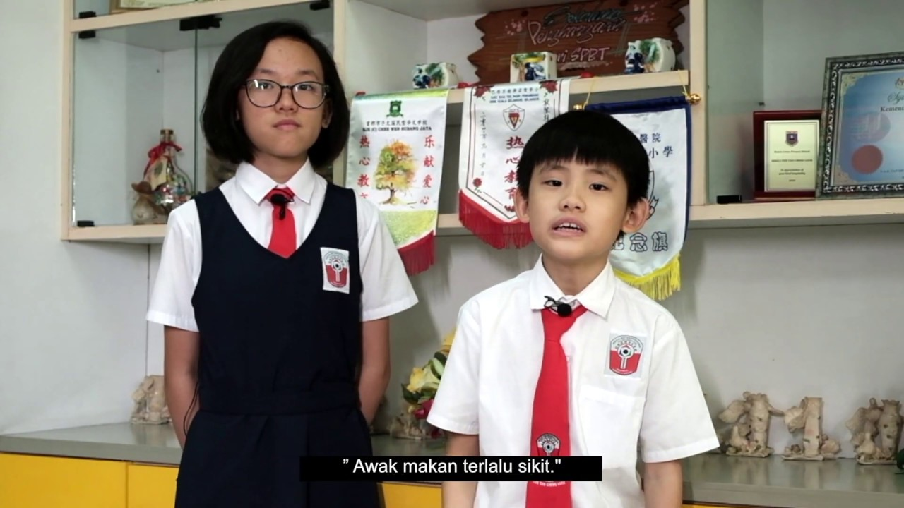 Young Changemakers 2019 Group Project Eatary Sjkc Tun Tan Cheng Lock Youtube