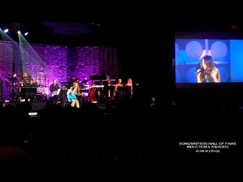Charice: I Have Nothing -  Songwriters  Hall Of  Fame