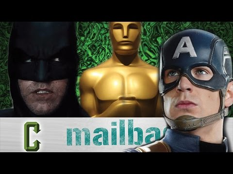 Should The Oscars Have A Comic Book Category? - Collider Mail Bag
