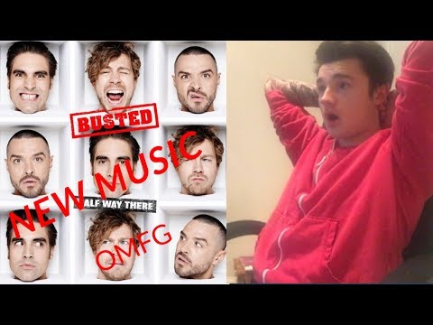 BUSTED - Nineties REACTION!!!!!!!! (NEW MUSIC!!) Mp3