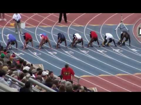 Khalfani Muhammad Fastest 16 year old in the USA 100 meters