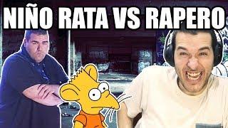 NIÑO RATA VS RAPERO