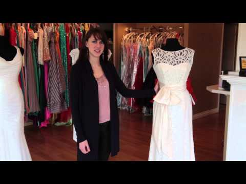 Vow Renewal and Second Wedding Dresses