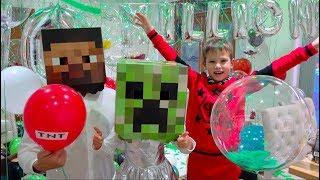 Download 10 000 000 подписчиков Mister Max и Minecraft Party Mp3 and Videos
