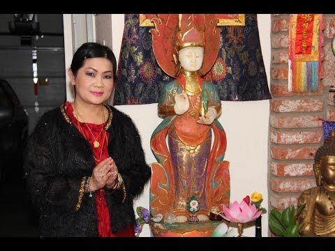 Lâm Mai Thy (Phổ Từ) Giới Thiệu Đạo Tràng Phowa Mới Tại Little Saigon