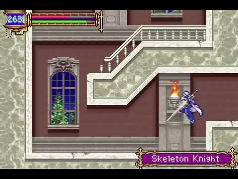 "FIRST TIME PLAYING: Castlevania: Aria of Sorrow PARTE: 5 (Quién será ""J"" ?)"