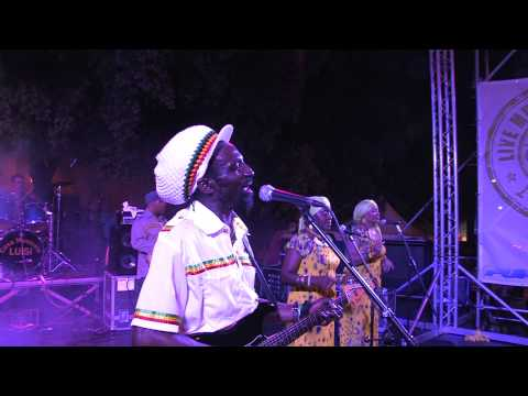 Waiting In Vain- Legend, Bob Marley Tribute Band (Live Music Fest 2012)