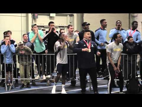 Rhode Island Men's Track & Field - 2016 Atlantic 10 Indoor Champions!
