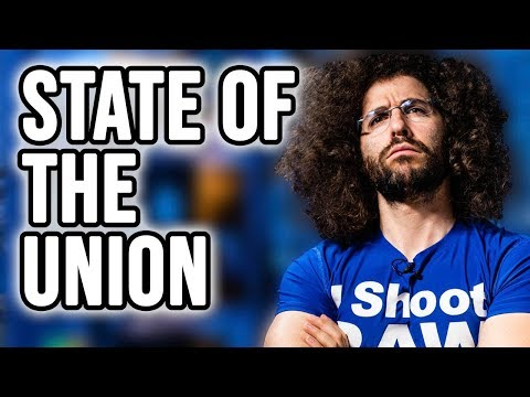 The PHOTOGRAPHY World Has Changed FOREVER! Nikon Vs Canon Vs Sony, The State Of The Union