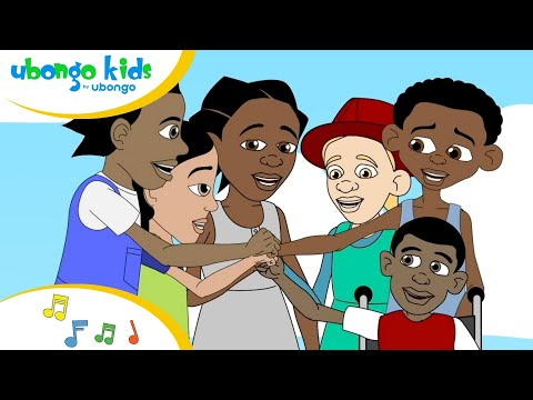 We Have to Change the Way We Live | Singalong with the Ubongo Kids | African Educational Cartoons