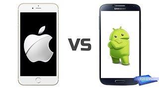 Переход с Android на IPhone (IOS) - плюсы и минусы, проблемы и пути решения
